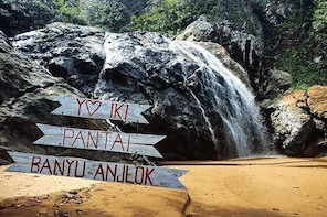 Exploration of the Exoticism of Banyu Beach Drops