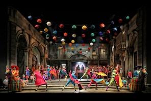 Opera Performance at the Sydney Opera House