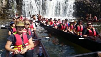 Te Hoenga Waka; Maori Canoe tour & Waitangi Treaty Grounds