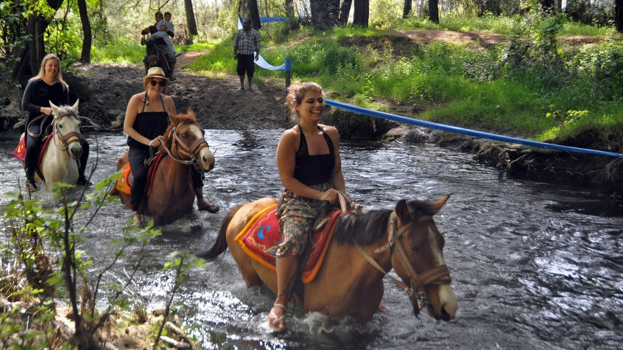 Horseback Riding Experience in Marmaris