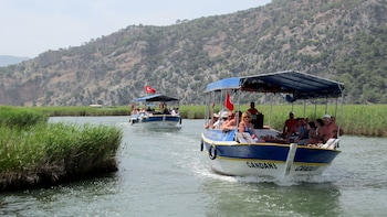 Dalyan & Kaunos Day Trip from Bodrum Peninsula