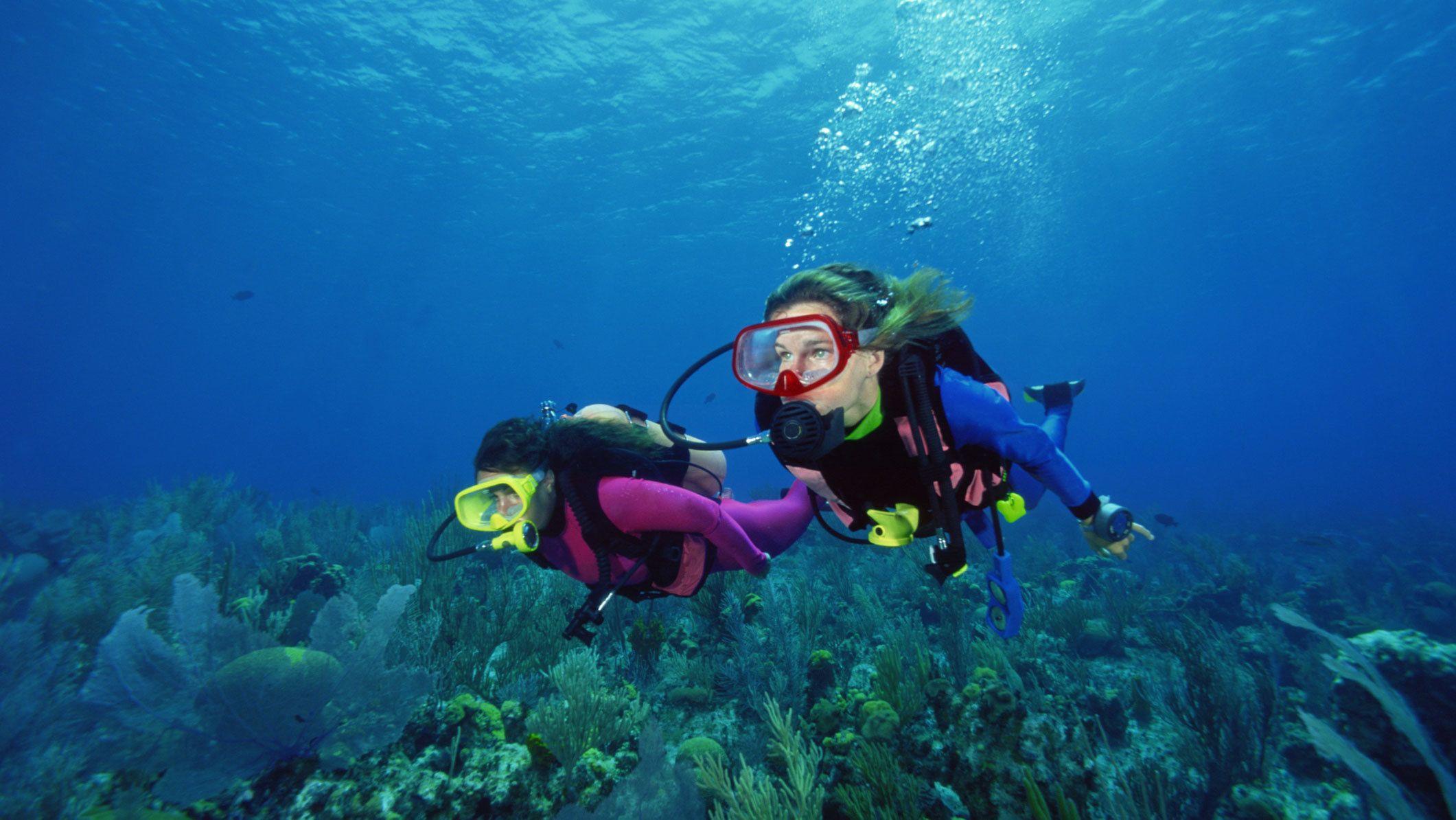 scuba divers in istanbul