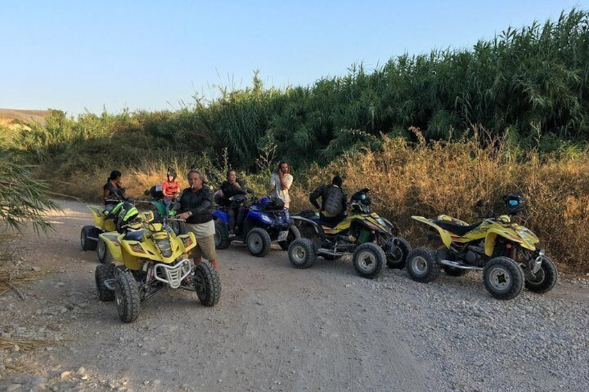 Offroad to Guadelest