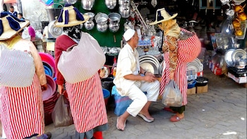 Agadir Private Half-Day Shopping Tour