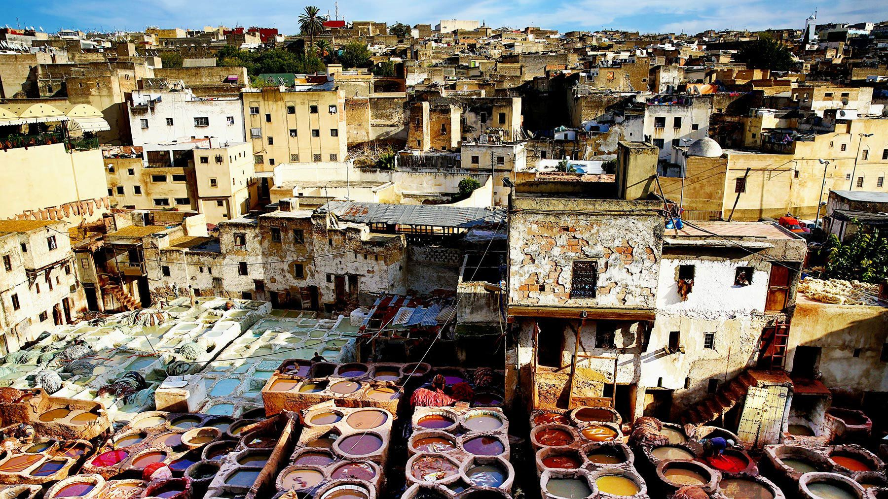 2-Day Private Cultural Tour of Fes