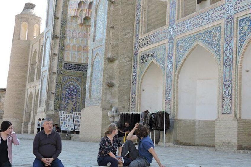 Show item 2 of 3. Uzbekistan Highlights Private Tour - 9 days