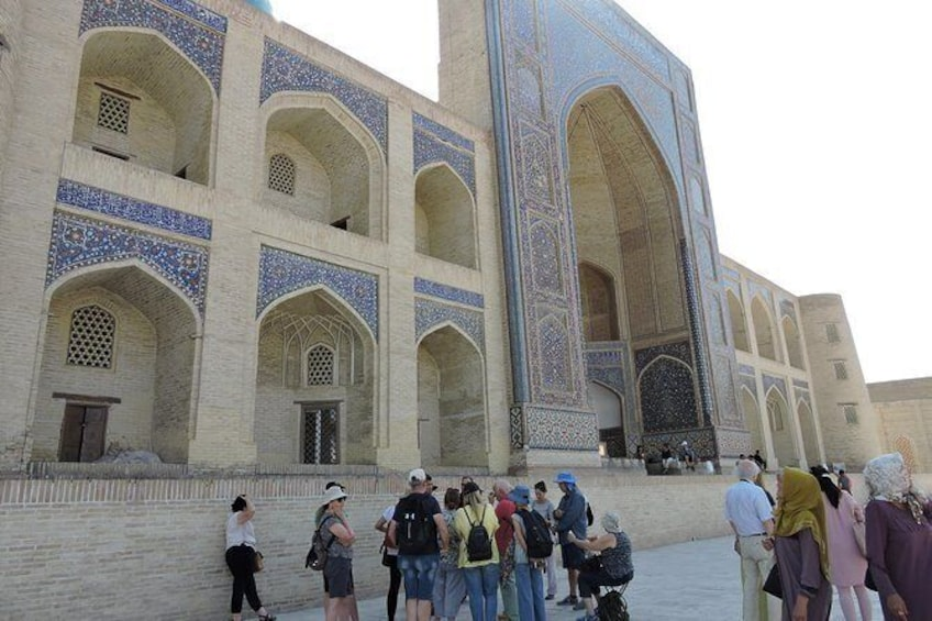 Show item 1 of 3. Uzbekistan Highlights Private Tour - 9 days