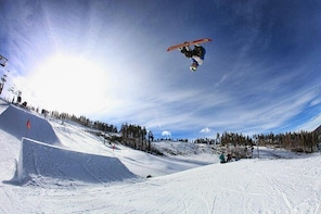 Snowboarding Private Coaching/Guiding With a Professional in Whistler