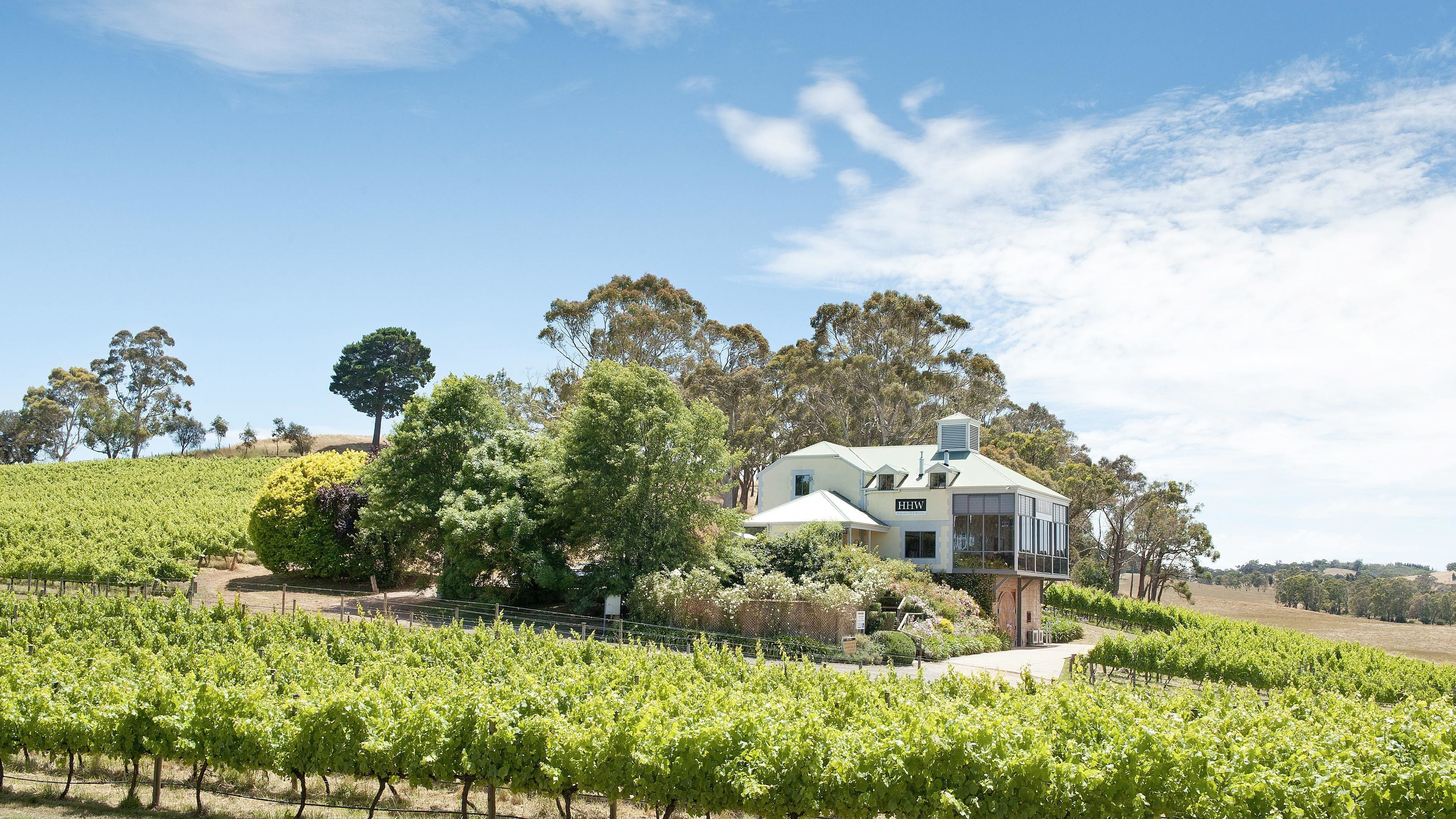 Adelaide Hills intimate Winery Tour by Private Limo