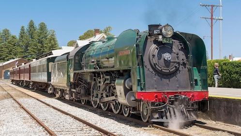 Train in Mclaren Vale