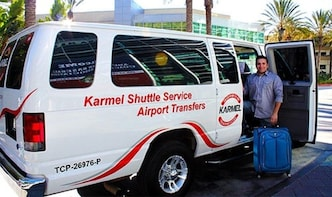 Shared Shuttle: John Wayne Airport (SNA)
