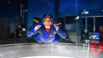 Indoor Skydiving Experience at Naperville