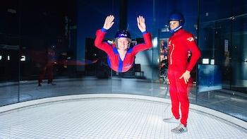 Indoor Skydiving Experience at Rosemont