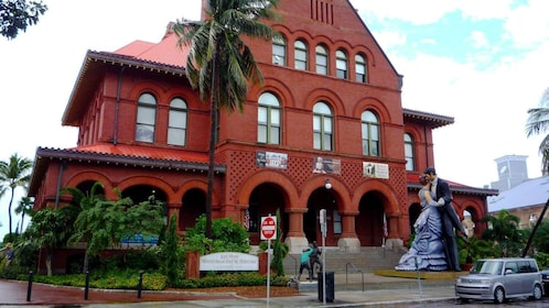 The Key West museum of art and history