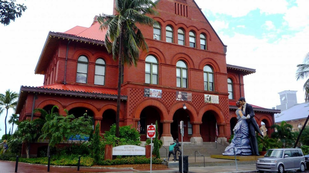 Show item 3 of 8. The museum of art and history in Key West