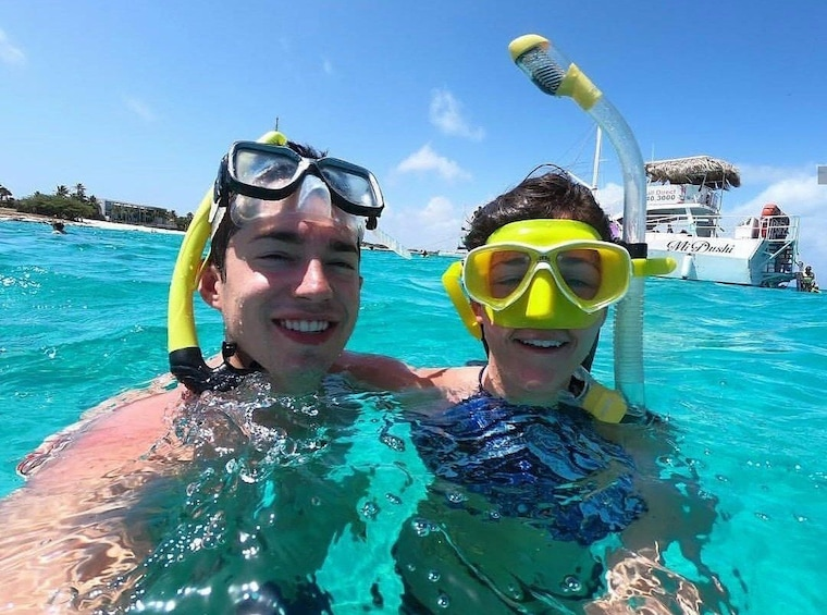 Show item 4 of 10. Taste of Aruba Snorkeling Adventure