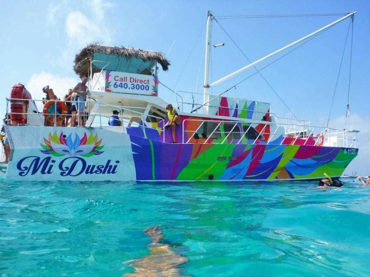 Show item 1 of 10. Taste of Aruba Snorkeling Adventure
