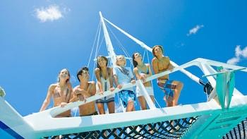Tweens & Teens Catamaran Cruise