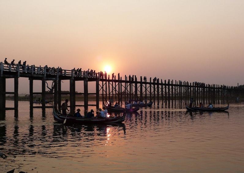 Private Amarapura, Ava & Sagaing Excursion