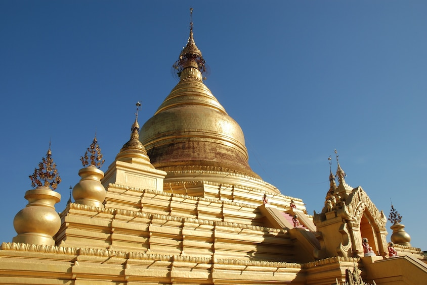 Private Half-Day Mandalay City Tour with Dinner