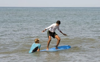Surfing In Pondicherry