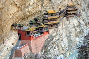 2-Day Private Tour to Datong City Highlights from Zhangjiakou by Bullet Tra...