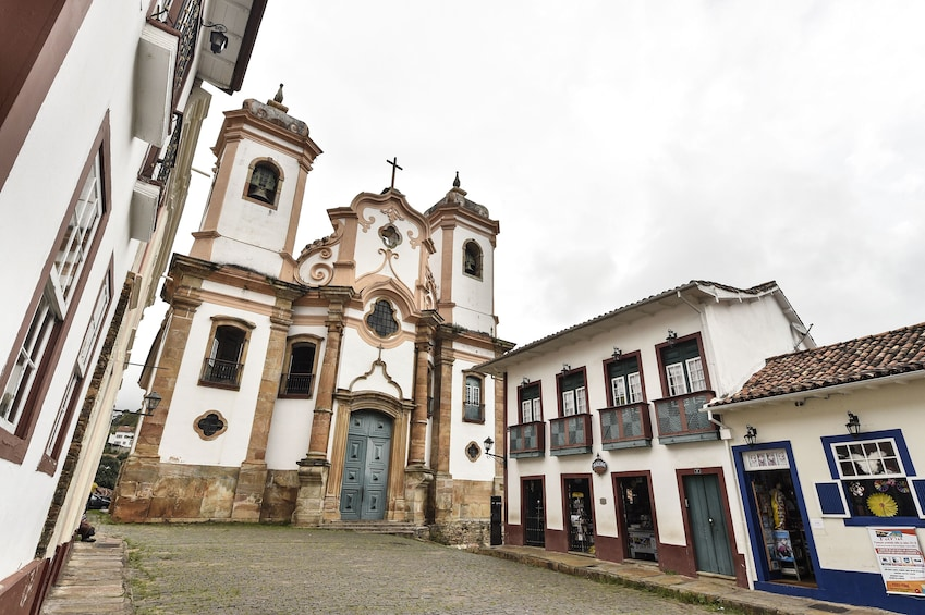 Show item 1 of 10. Historical Cities of Ouro Preto and Mariana