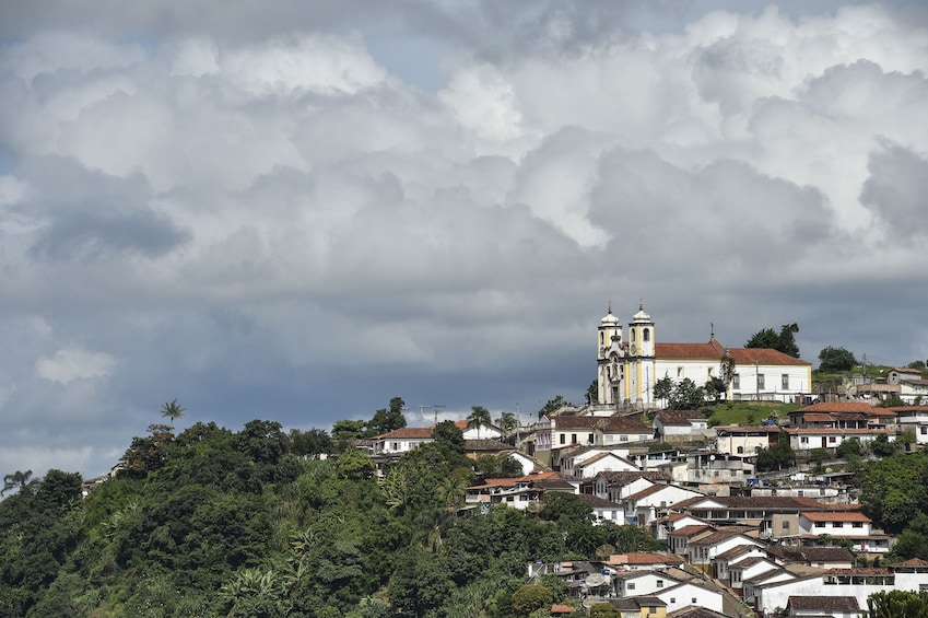 Show item 2 of 10. Historical Cities of Ouro Preto and Mariana