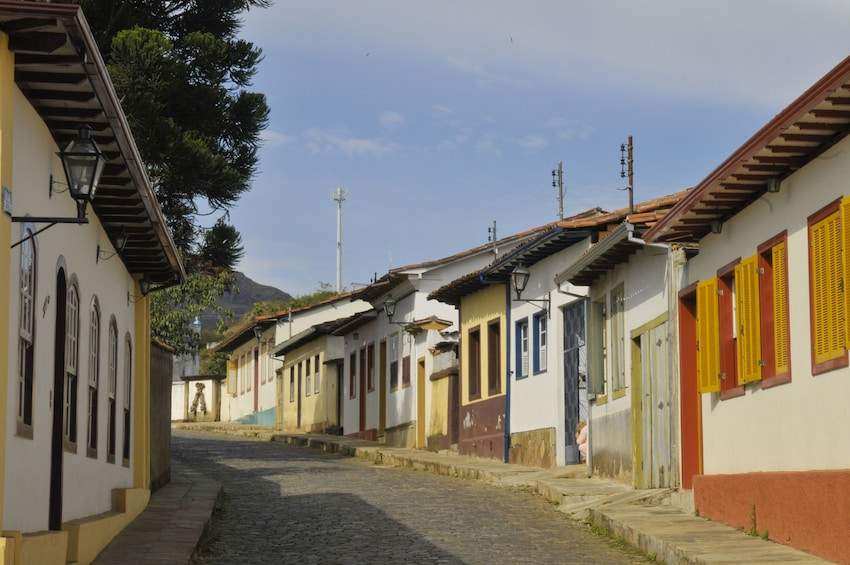 Show item 5 of 10. Historical Cities of Ouro Preto and Mariana