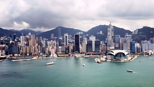 Victoria Harbour Cruise in Hong Kong