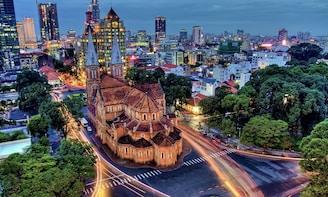 5 Day Ho Chi Minh, Cu Chi Tunnels, Mekong Delta & Vung Tau
