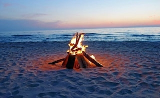 Beach Camping In Gokarna