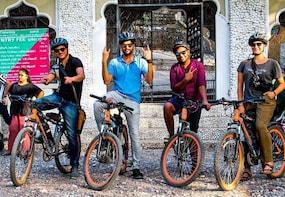 E Bike Tour Of Rishikesh