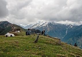 Chandrakhani Pass Trek, Himachal Pradesh