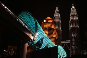 Exotic 12 Hrs KL Fun Car Tour from Genting Highlands