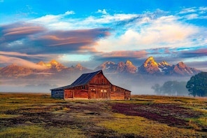 Take a Day Tour of Grand Teton National Park