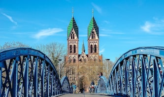 Freiburg walking tour