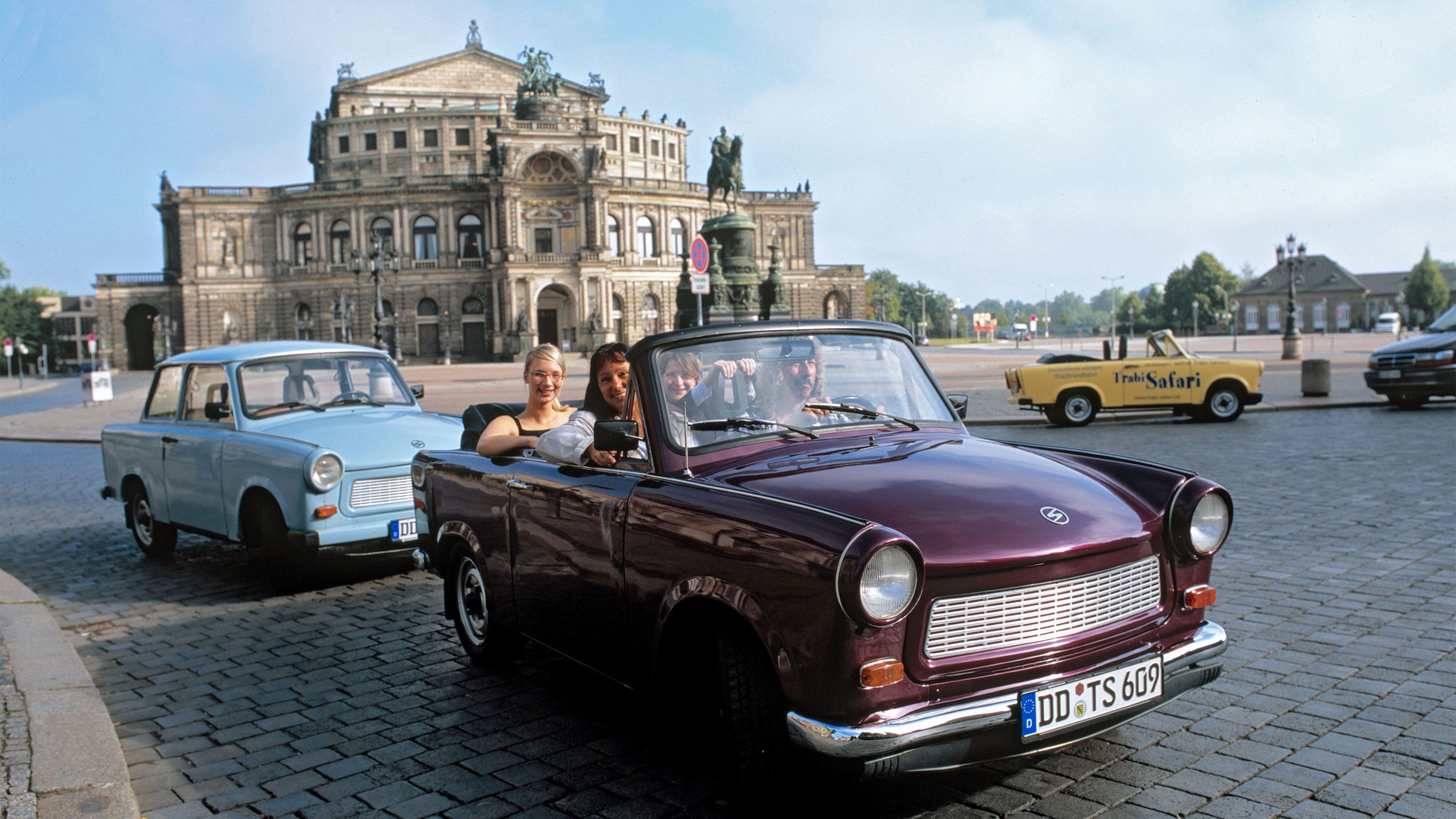 Dresden kompakt in 1,5 Stunden