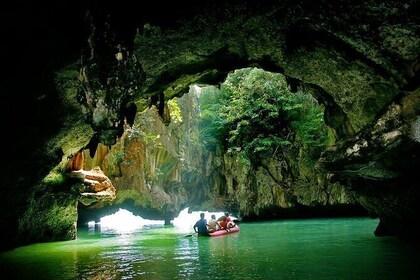 Phang Nga Cave Canoe & James Bond Island Tour