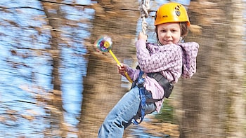 Canopy Zipline Experience Nashville West