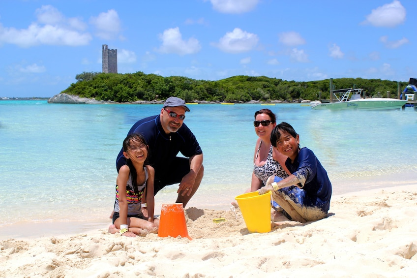 Show item 4 of 6. Blue Lagoon Beach Day with Lunch