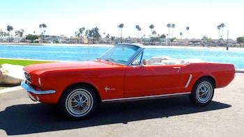 Classic Mustang Rentals