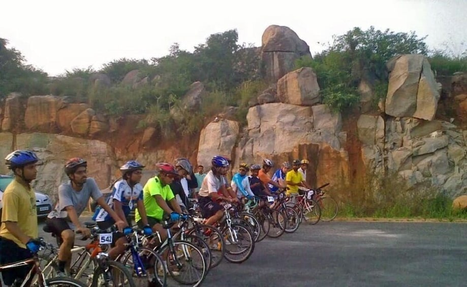Show item 3 of 5. Cycling In Mahabaleshwar