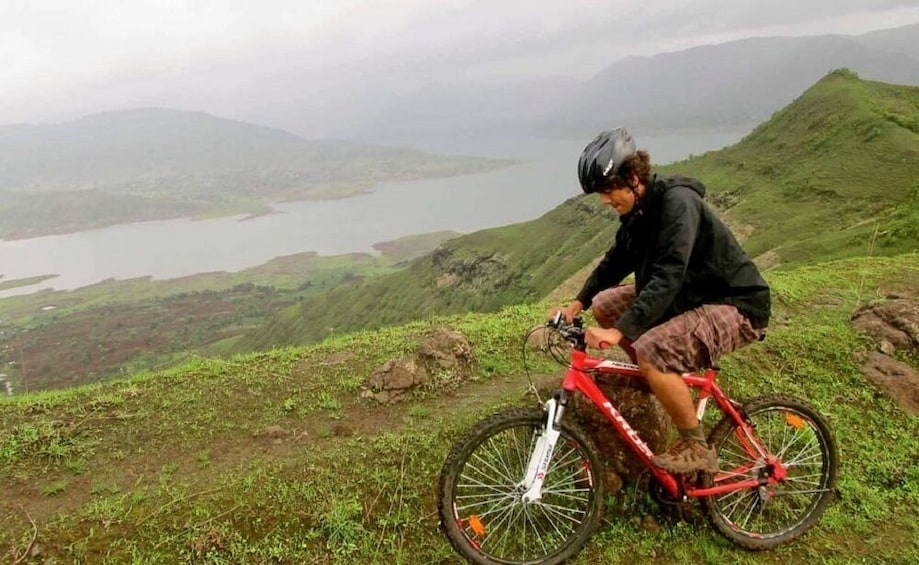 Show item 1 of 5. Cycling In Mahabaleshwar