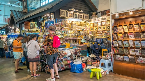 Group Tour : Half Day Penang Guided Trip