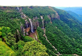 Cherrapunjee Sightseeing Tour From Shillong