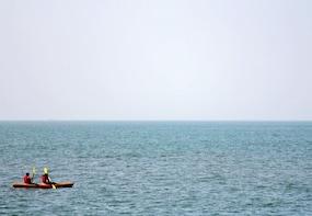 Kayaking In Kovalam, Kerala