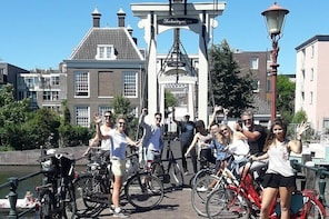 EXCLUSIVE: Highest Rated Bike Tour Amsterdam