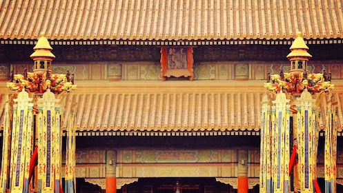 Emperor for a Day - Forbidden City and Summer Palace