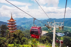 Private Genting Highlands Day Trip from Kuala Lumpur